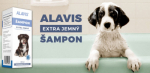Veterinárny šampón Alavis: rozlúčte sa s kožnými problémami